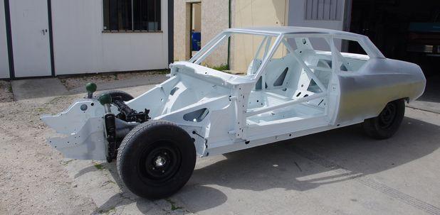 Atelier-Amedee-mecanique auto Perpignan Citroen SM de course 18