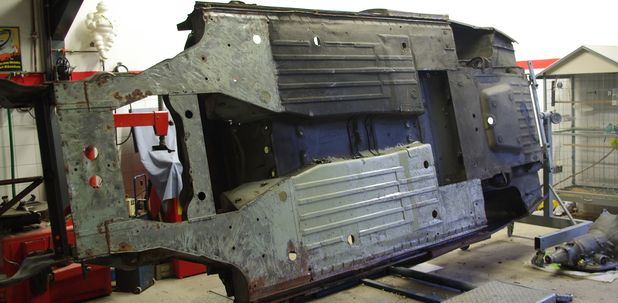 Atelier-Amedee-mecanique auto Perpignan Citroen SM de course 3