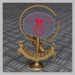 Offert à tous les participant au concours de galettes des rois en 2012.
