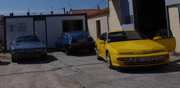 atelier.amedee voiture ancienne mécanique perpignan 33