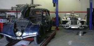 Atelier Amédée Garage 1