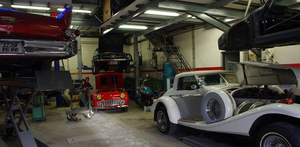 Atelier am d em canique auto notre atelier perpignan for Garage peugeot paris 16